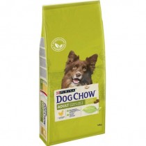 Dog Chow Adult для собак старше 1 года c ягненком (на развес)